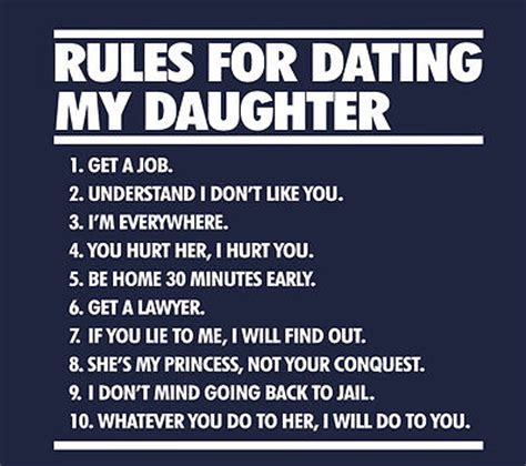 50 rules for dads of daughters by michael mitchell jpg 400x355