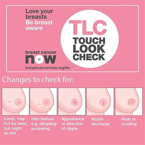 Breast selfexam how to check for lumps and other breast jpg 640x640